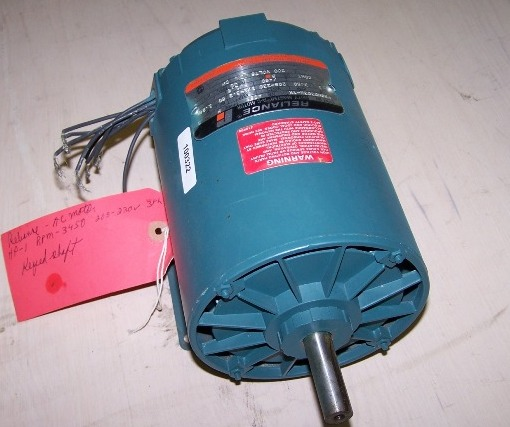 Reliance duty master ac motor p56h0303m yk for Duty master ac motor reliance electric