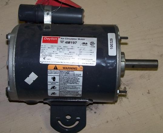 4m197 dayton 1 2 hp 1075 rpm motor On dayton motors phone number