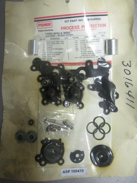Fisher Control Repair Kit
