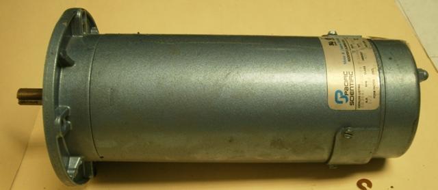 Pacific Scientific Dc Motor Hp 5 V 90 Rpm 1750